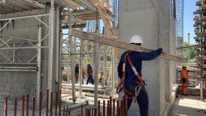 Construcción mercado inmobiliario